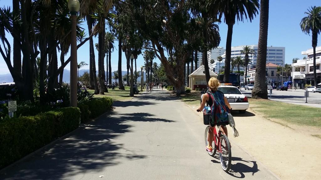 Santa Monica, Palisades Park