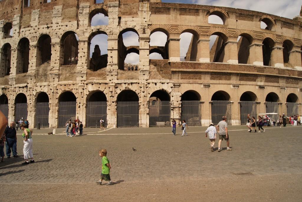 Włochy, Rzym Coloseum