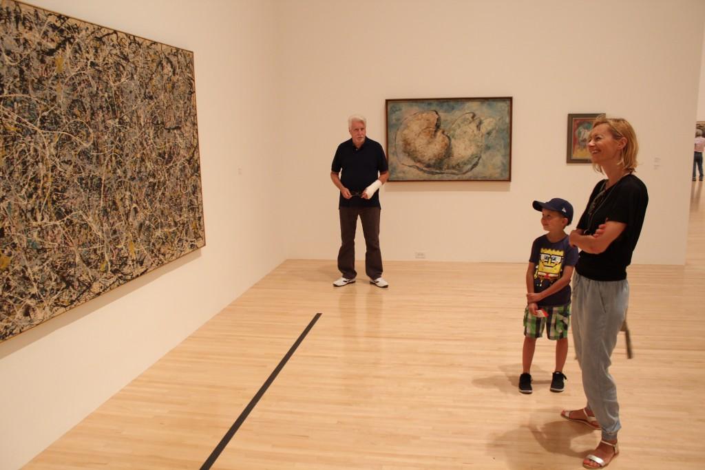 USA, Los Angeles MOCA Muzeum Sztuki Współczesnej
