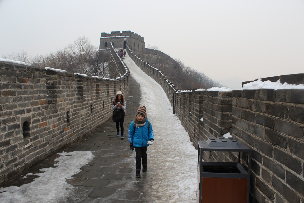 Chiny, Mur Chiński
