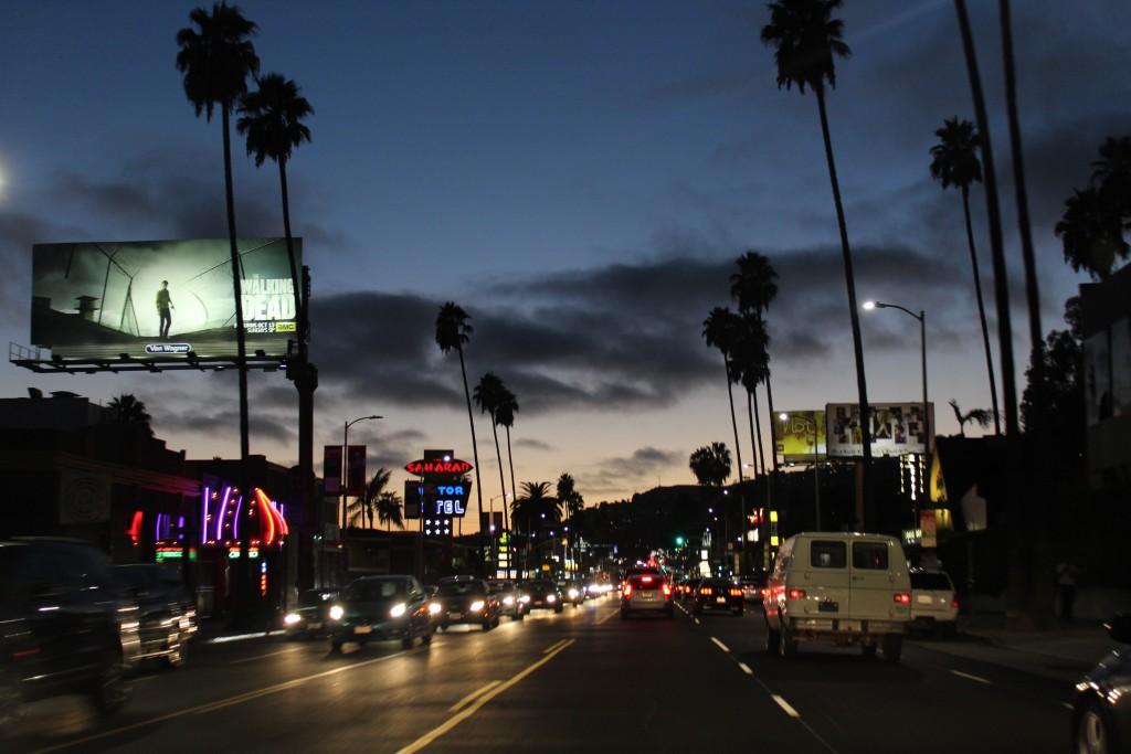 Los Angeles, Sunset Blvd