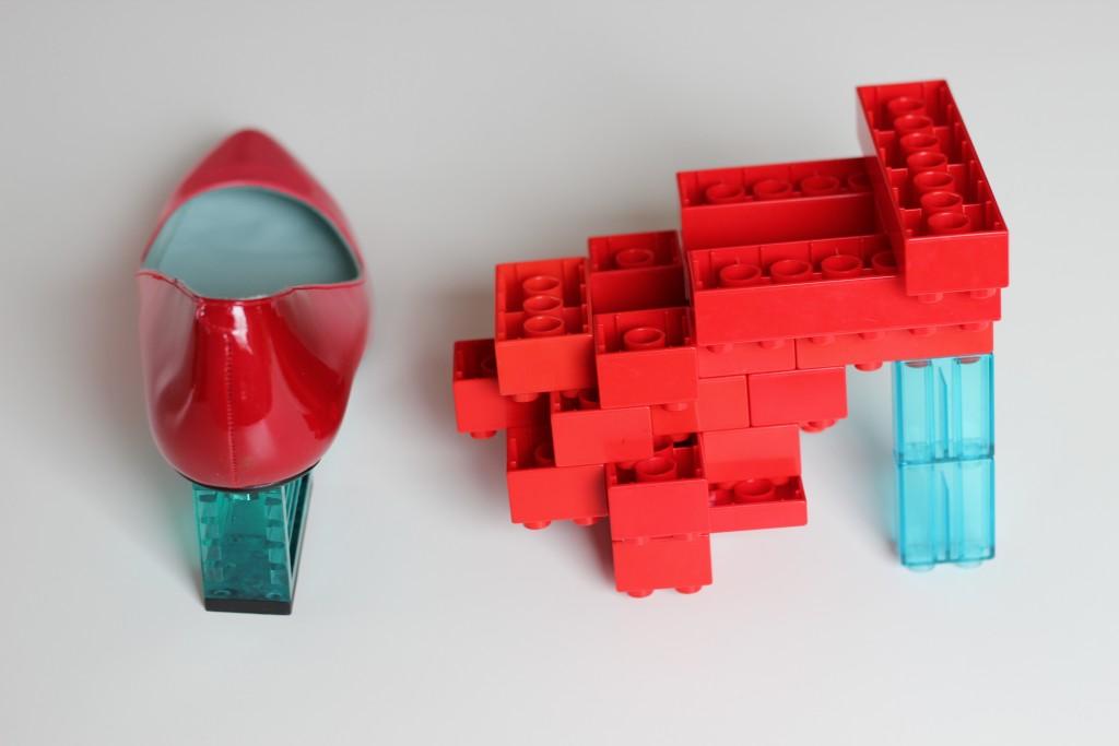 United Nude i Lego