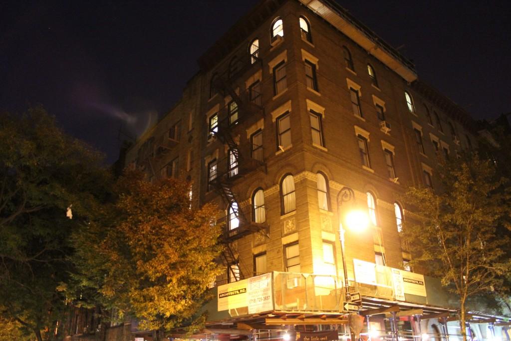 """Manhattan, Village, Grove Str.- """"Friends"""" street"""