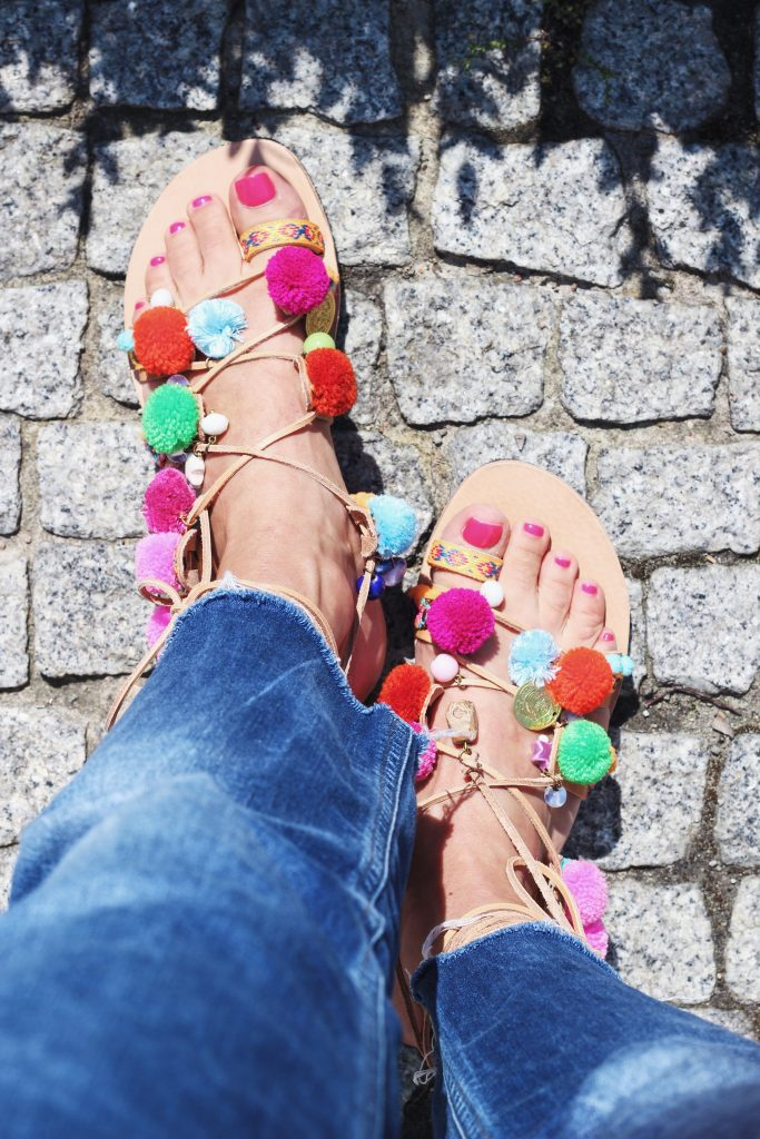 Sandały Mabu by Maria BK.