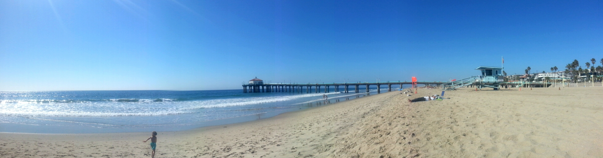 USA, Kalifornia, Manhattan Beach