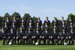 Reprezentacja Włoch na Euro 2016 w garniturach Dolce & Gabbana
