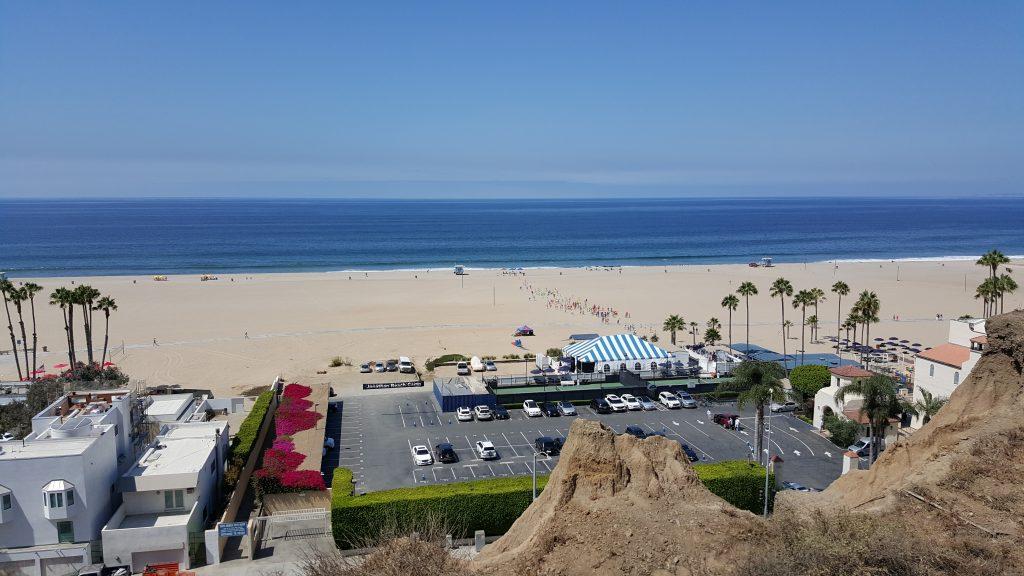 Plaża w Santa Monica