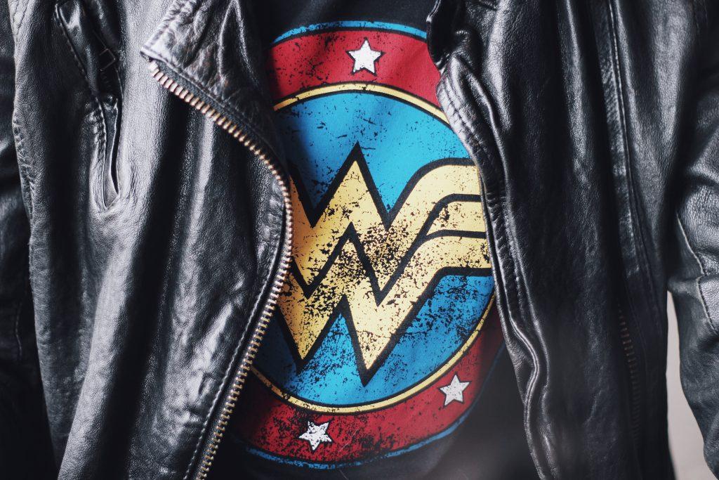 """Koszulka z motywem komiksowym """"Wonder Woman"""""""
