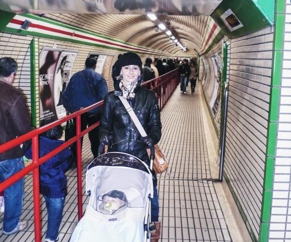 Londyn, metro