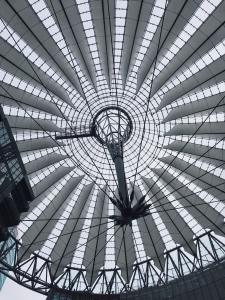 Berlin, Plac Poczdamski, Sony Center