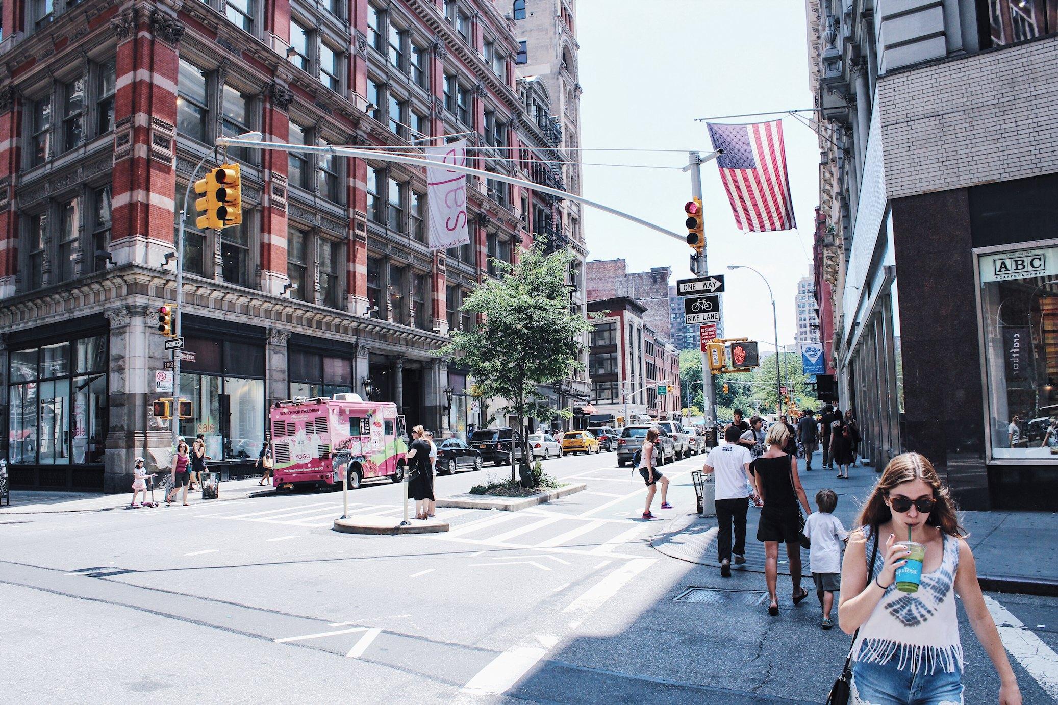 USA, Nowy Jork