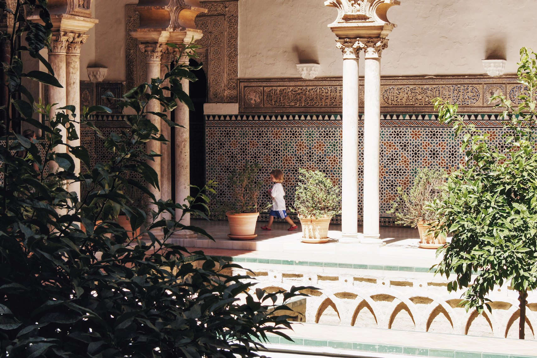 Hiszpania, Sewilla