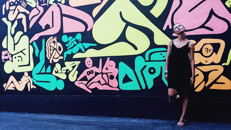USA, Miami, Wynwood Walls
