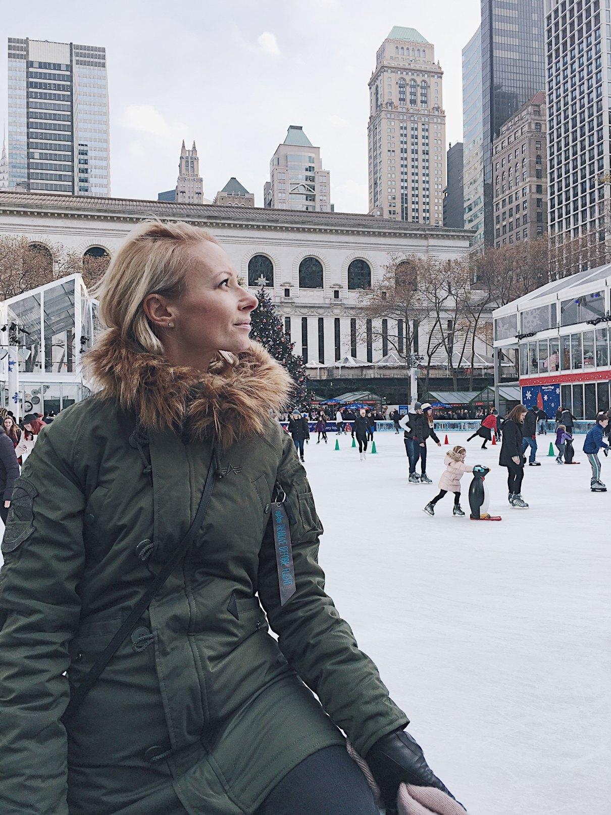 USA, Nowy Jork, Bryant Park