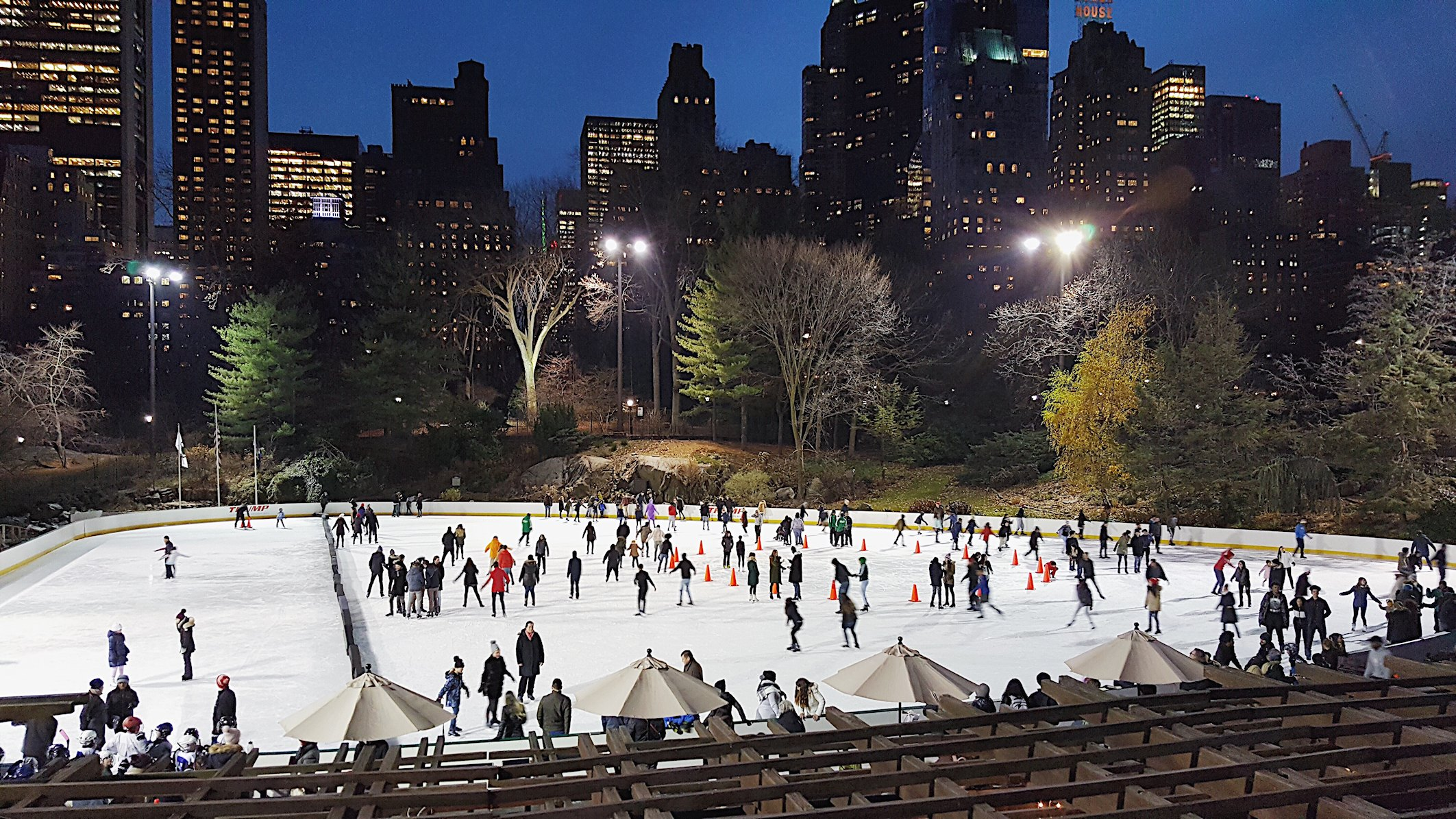 USA, Nowy Jork, Central Park