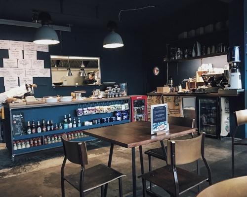"""Restauracja """"Magazyn"""" Poznań"""