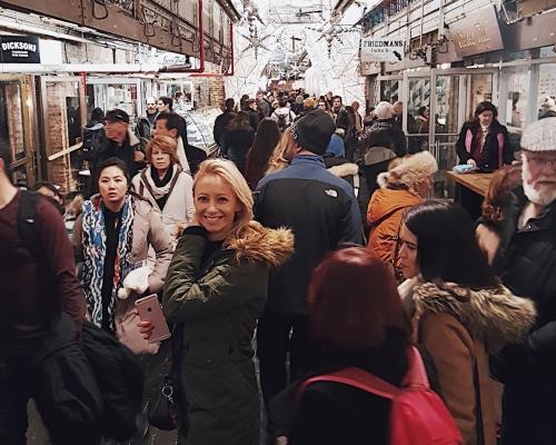 USA, Nowy Jork, Chelsea Market
