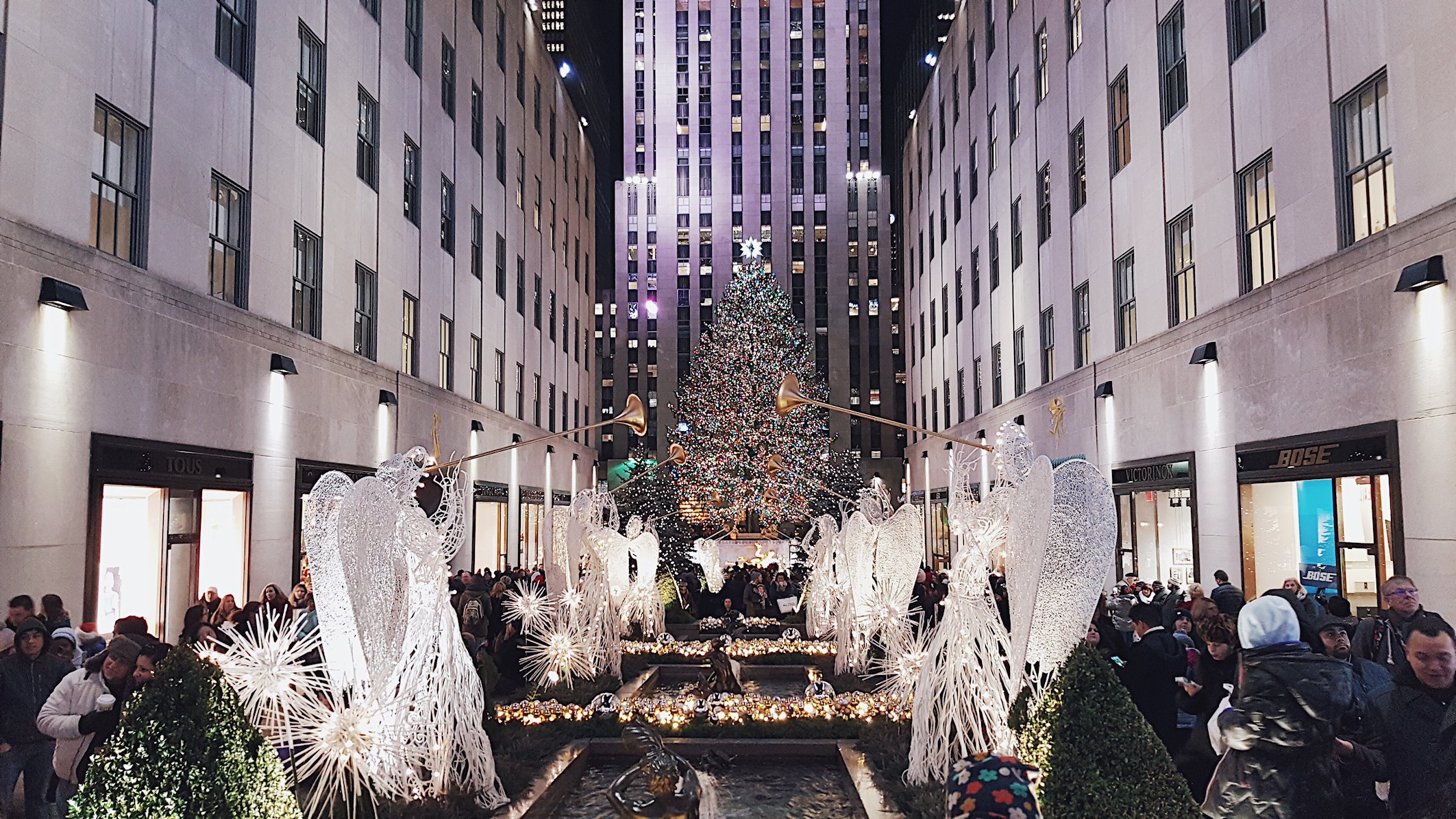 USA, Nowy Jork, Rockefeller Center