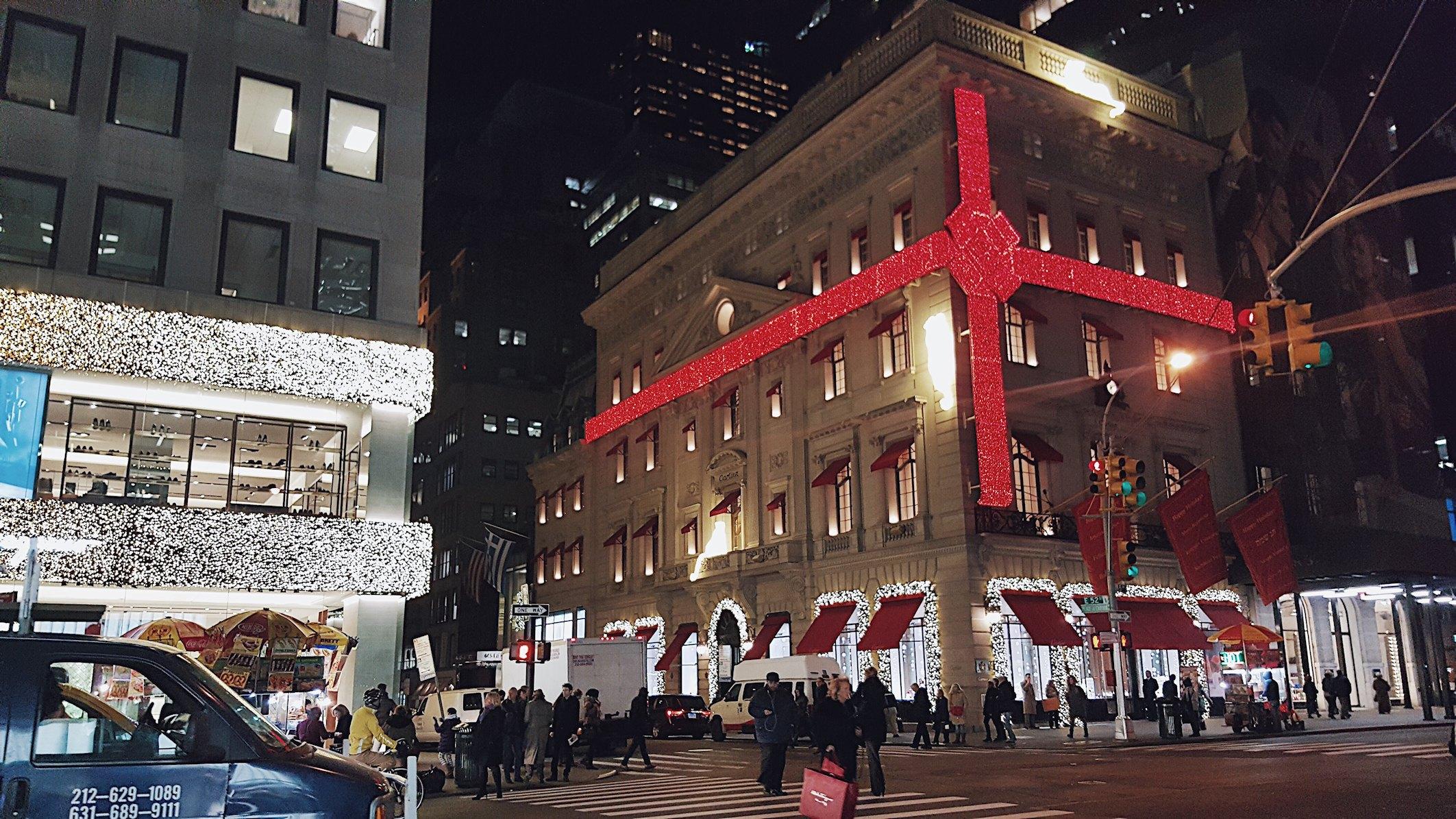 USA, Nowy Jork, Piąta Aleja, 5th Avenue