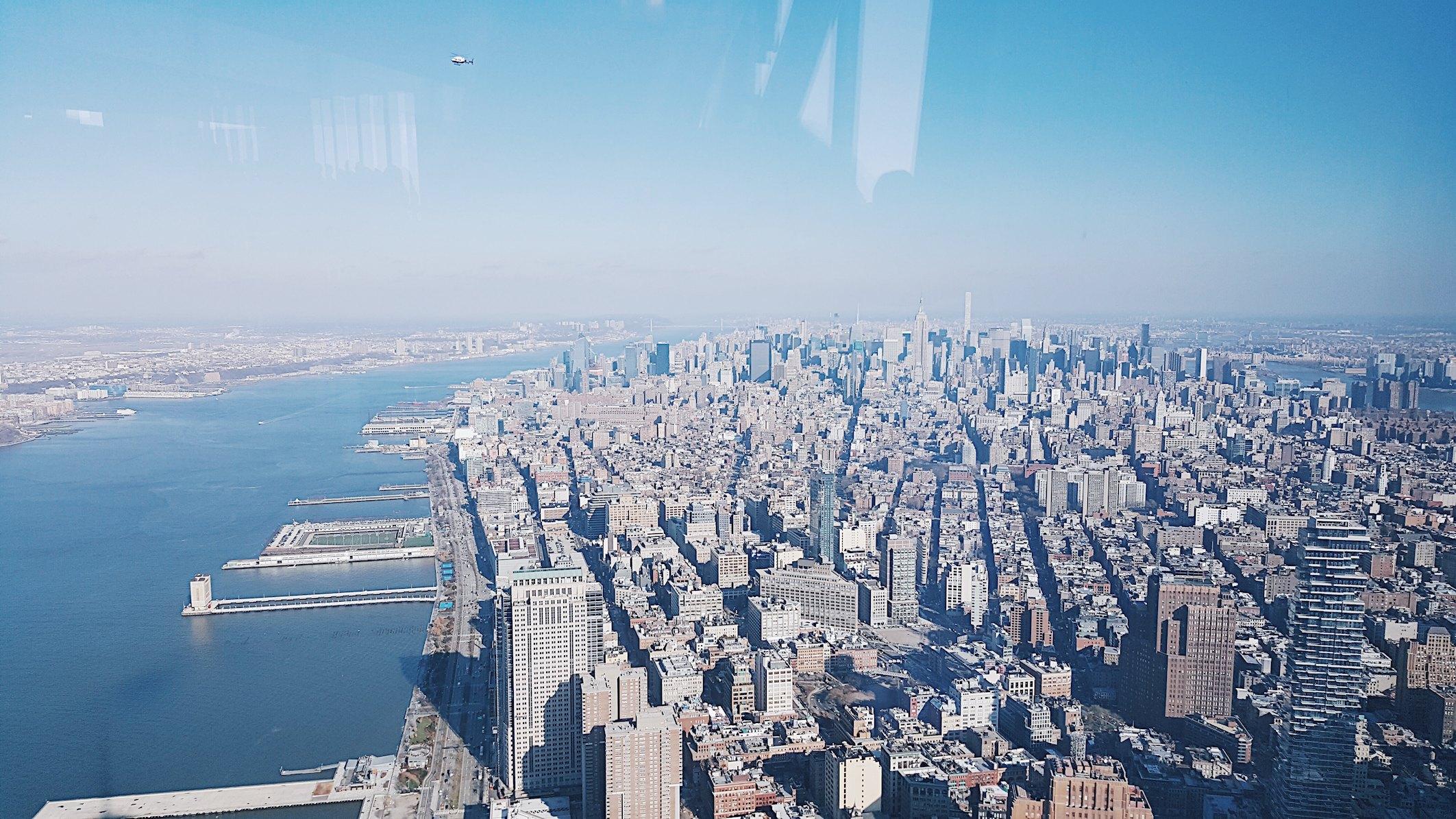 USA, Nowy Jork, One Observatory WTC