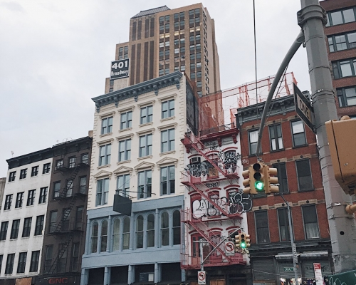 USA, Nowy Jork, SoHo, Tribeca