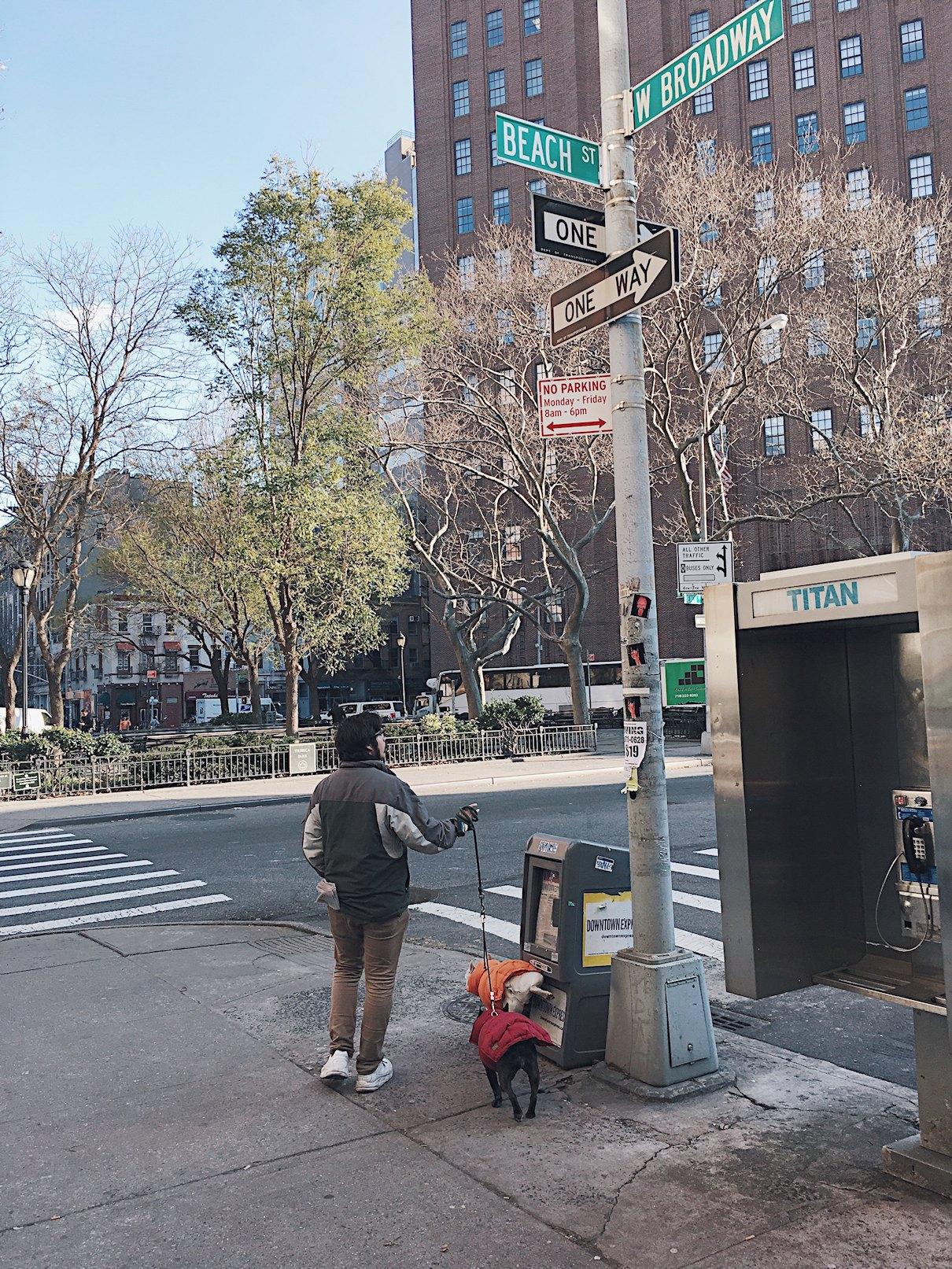 USA, Nowy Jork, Tribeca