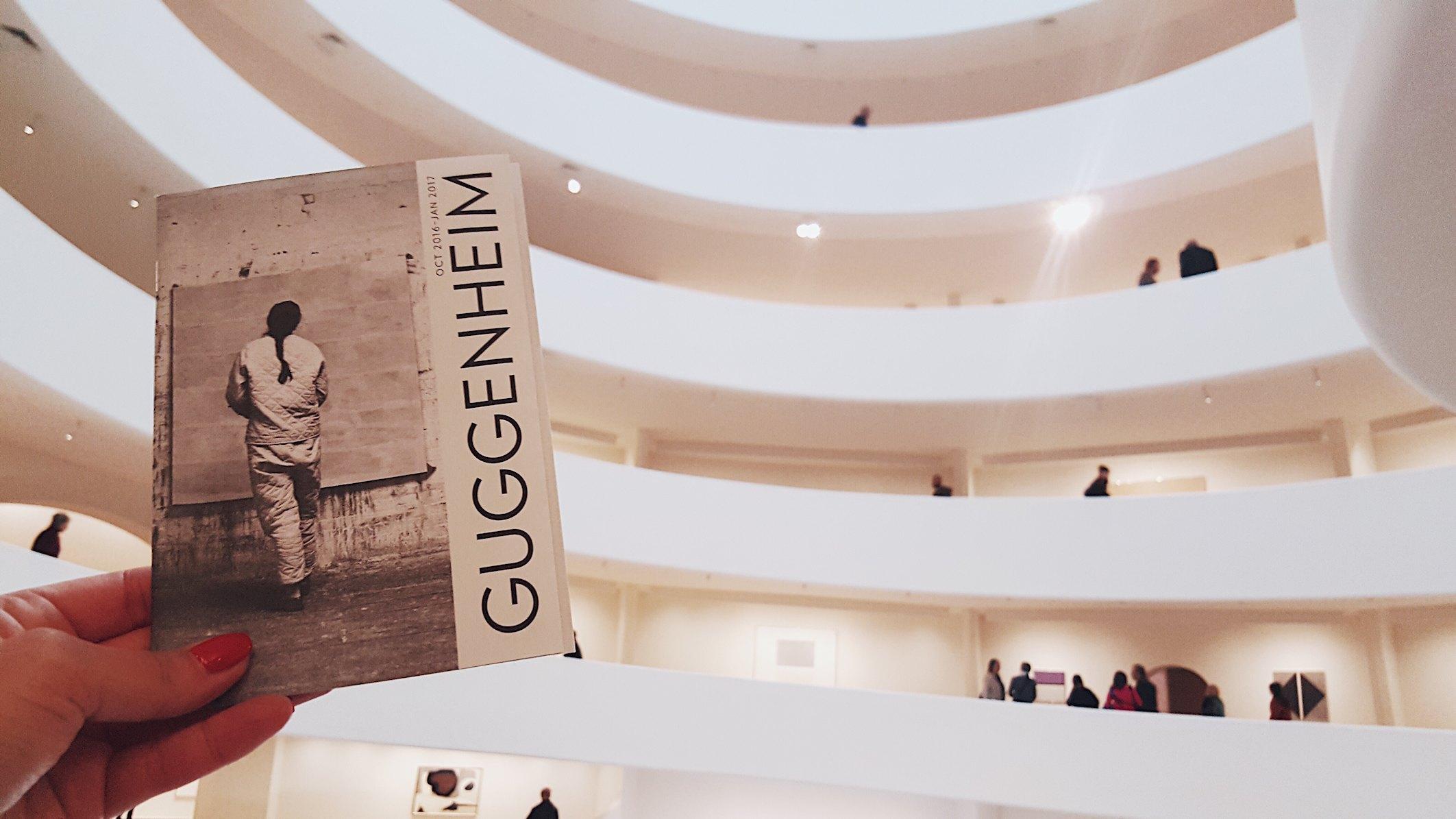USA, Nowy Jork, Museum Guggenheim