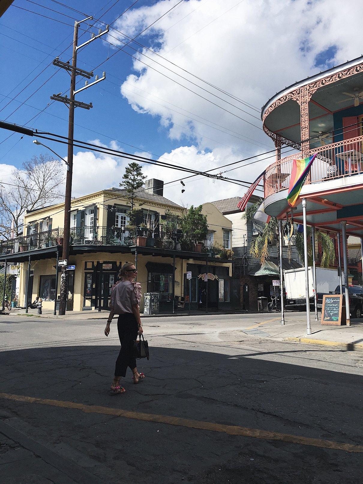 USA, Luizjana, Nowy Orlean, Frenchmen Street