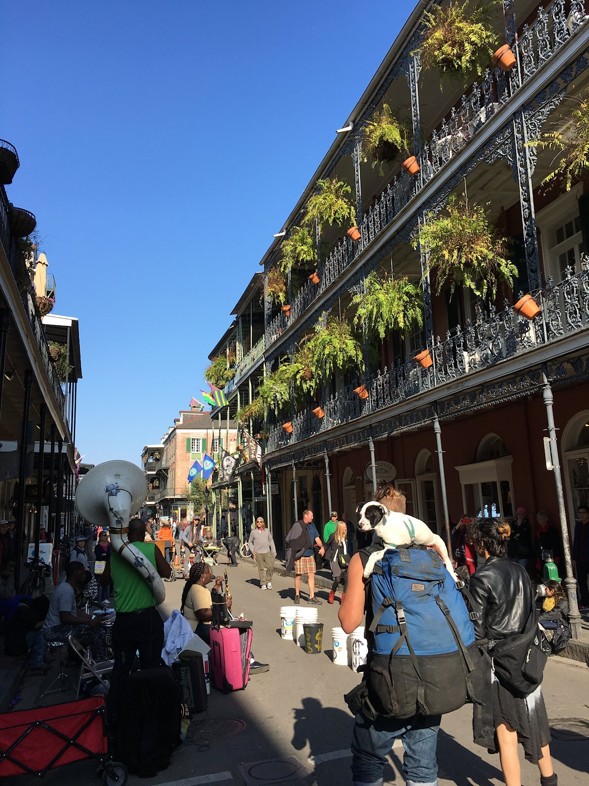 Ameryka-USA-Nowy Orlean- New Orleans- Big Easy- Luizjana- Louisiana
