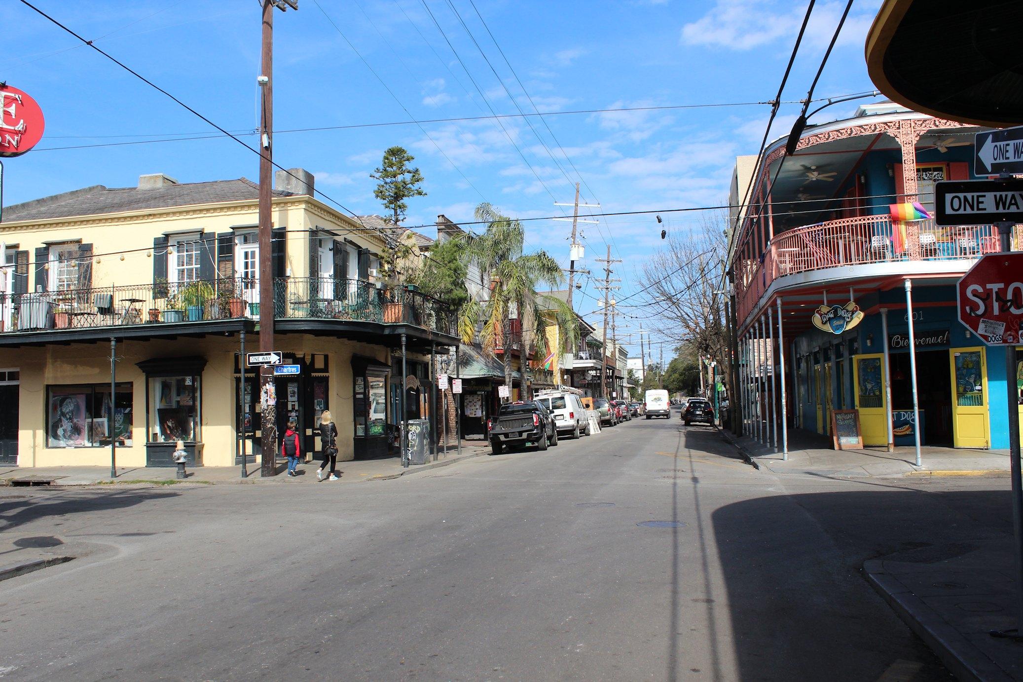 Frenchmen Street, Nowy Orlean
