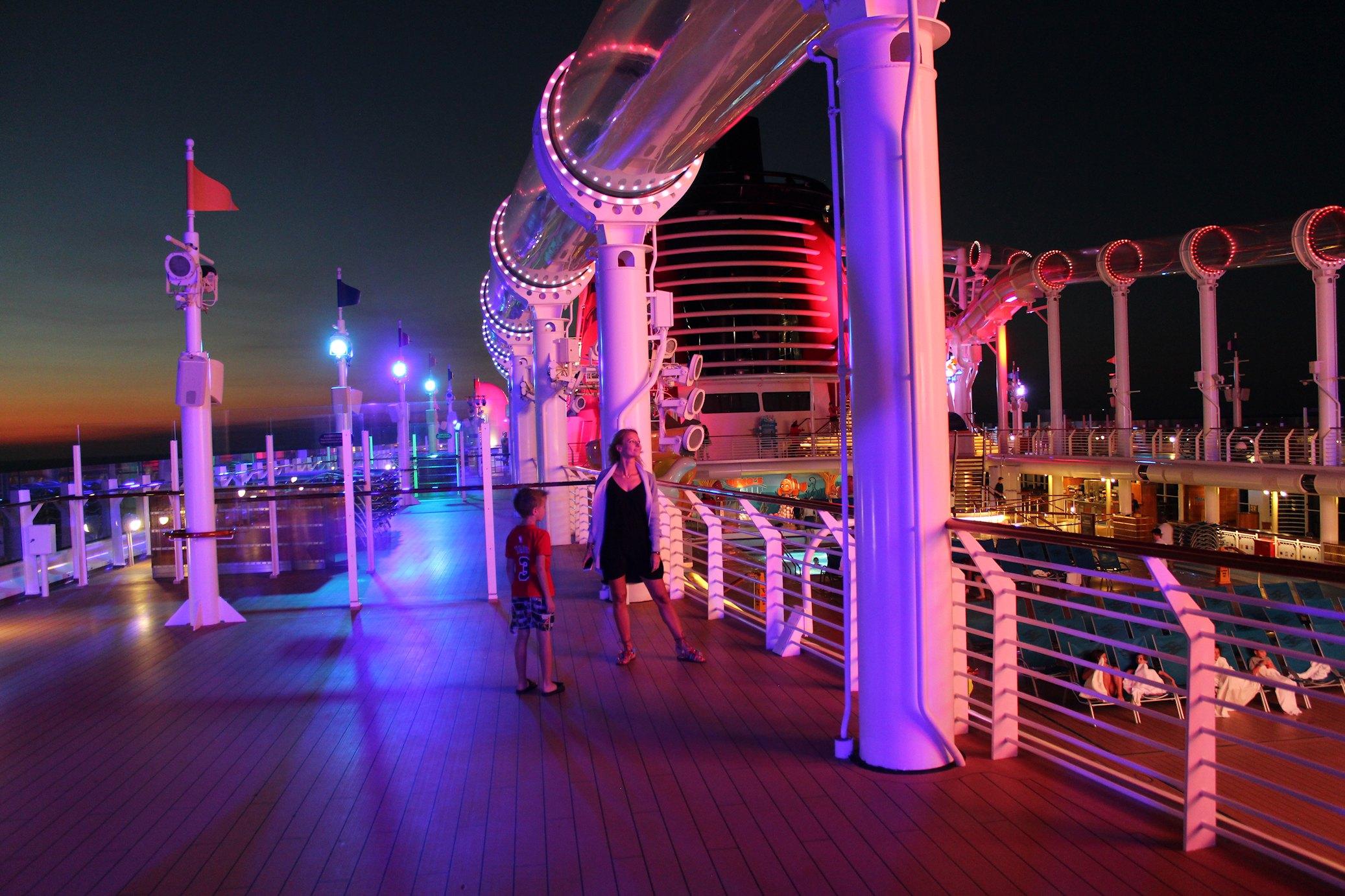 Wycieczkowiec Disney Dream Bahamy
