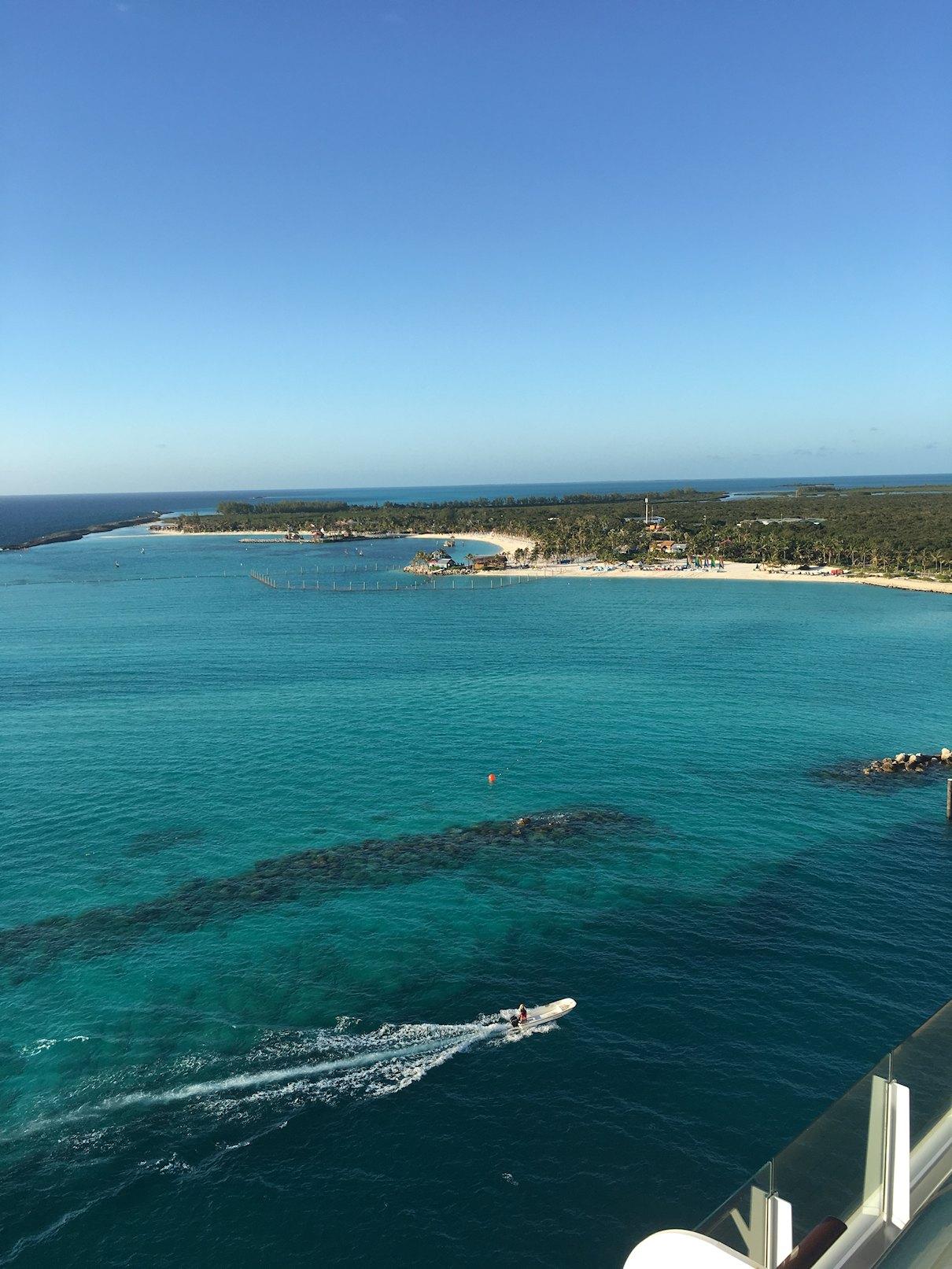 Castaway Cay, Bahamy