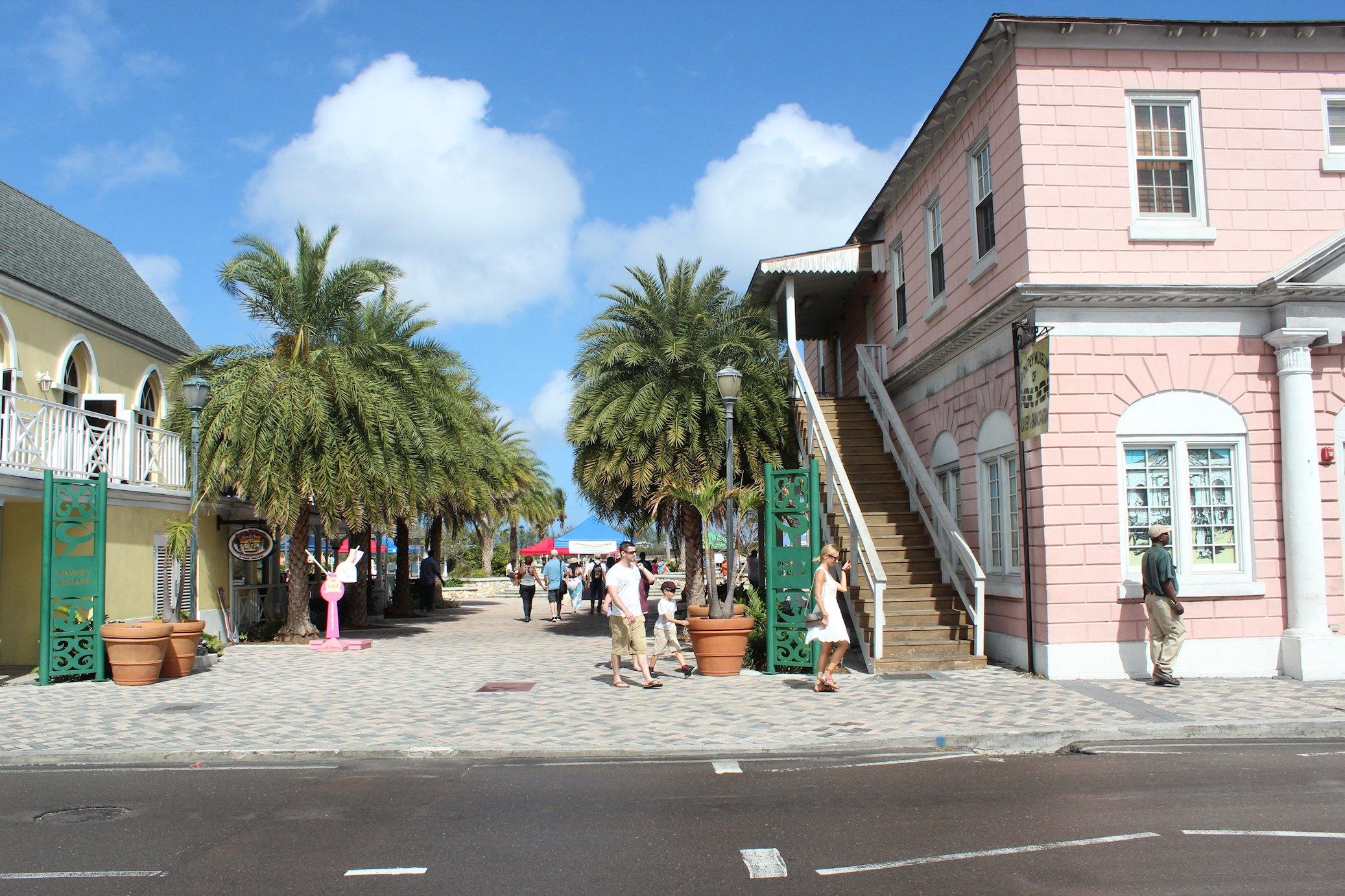 Nassau Bahamy